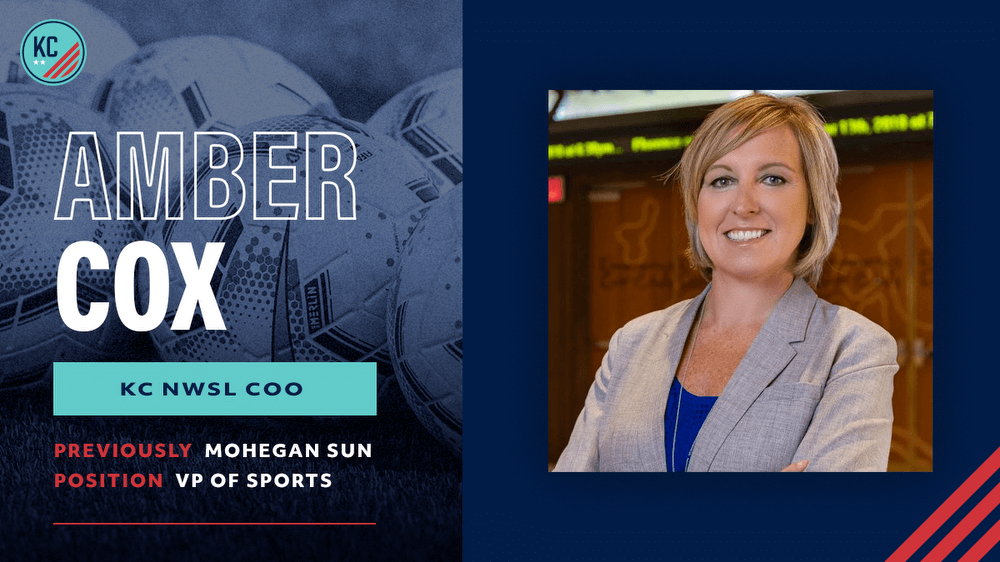AMBER COX NAMED CLUB CHIEF OPERATING OFFICER NWSL KC
